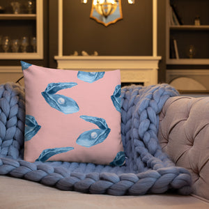 Oyster Pink Pillow