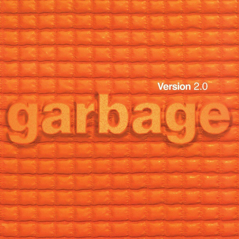 Version 2.0 - 20th Anniversary Edition - Orange [VINYL] [Vinyl] Garbage
