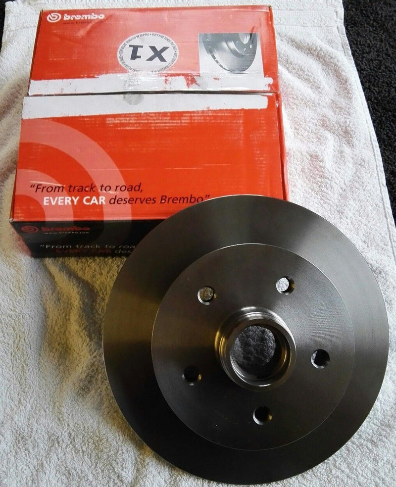 Brembo 08.5177.10 Front Brake Disc - Single Piece
