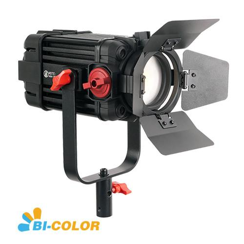 1 Pc CAME-TV Boltzen 100w Fresnel Focusable LED Bi-Color