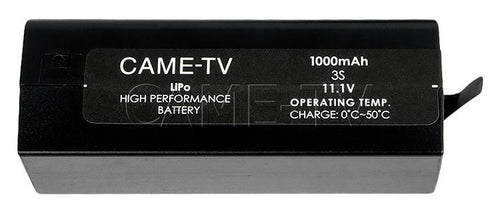 CAME-TV SPRY Battery