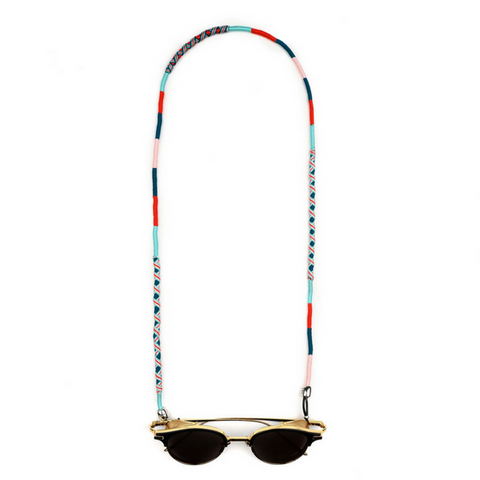 Colourful Eyeglass Chain | Amatis Star