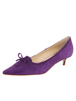 Purple Suede Color