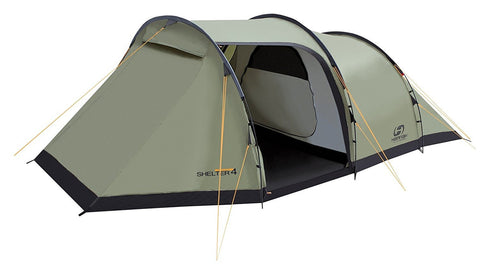 Shelter Family Adventure 4-Person Tent