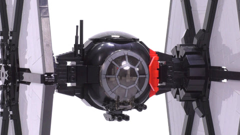 First Order Special Forces TIE Fighter - Minifig Scale