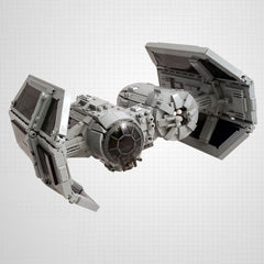 The Perfect Lego TIE Bomber - Minifig Scale