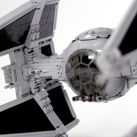 The Perfect Lego TIE Interceptor - Minifig Scale