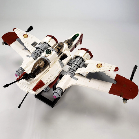 ARC-170 Starfighter - Minifig Scale
