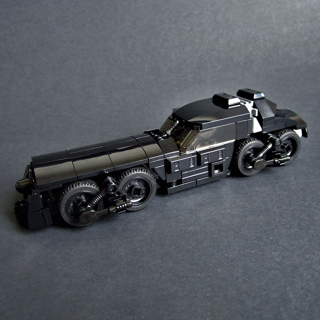 Batmobile, Batwing, Batski & Batmissile Collection - Minifig Scale (1989-1992 Movies)