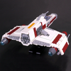 Image of E-wing Starfighter - Minifig Scale