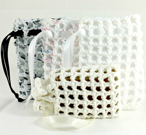 Soap-On-A-Rope Wash Bag