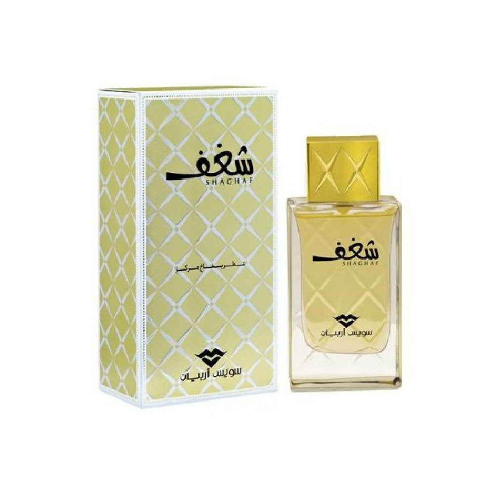 Shaghaf (W) - Clear Gold - 75 ML