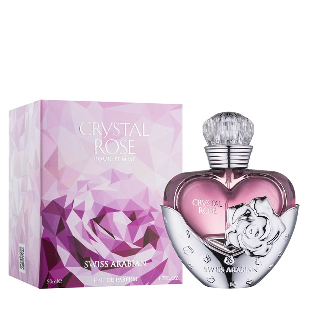 Crystal Rose EDP -  50mL