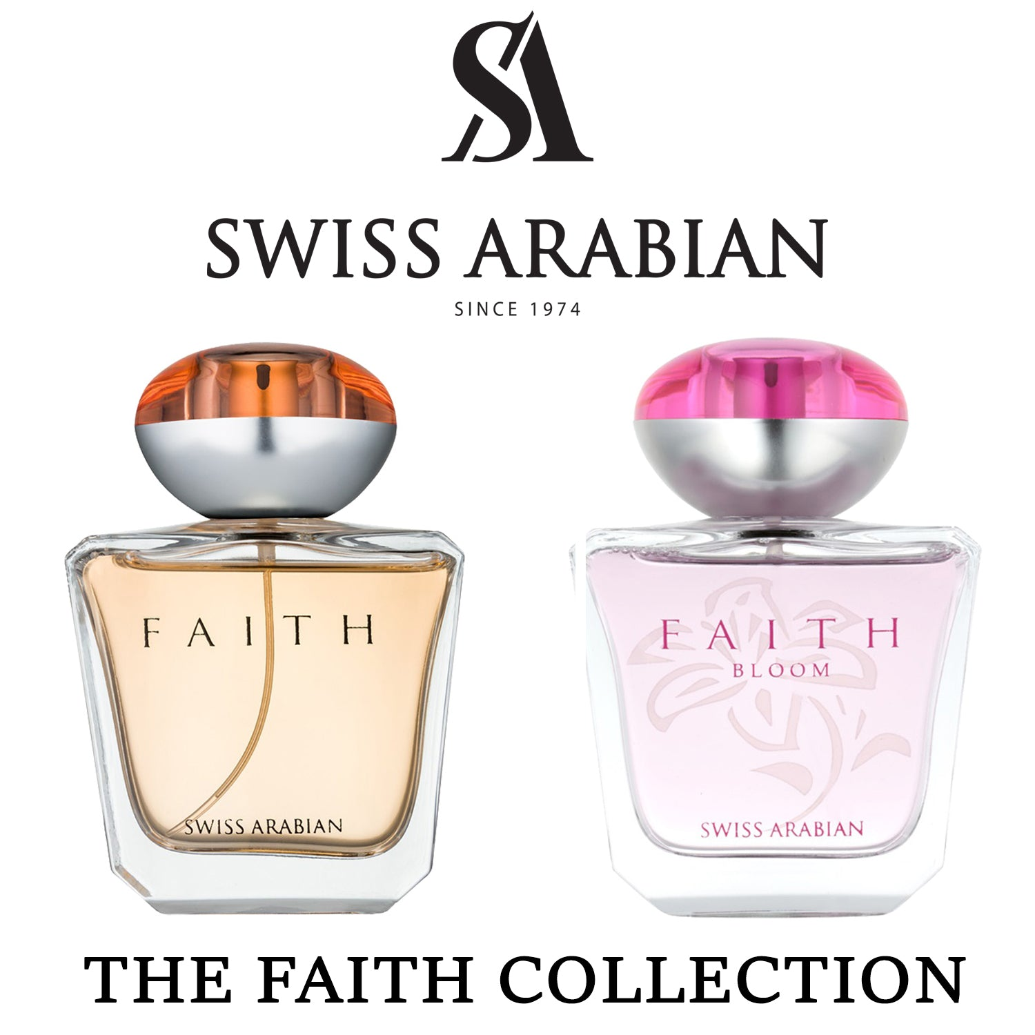 Faith, Western Infusion Women's EDP Collection #2 (Save)