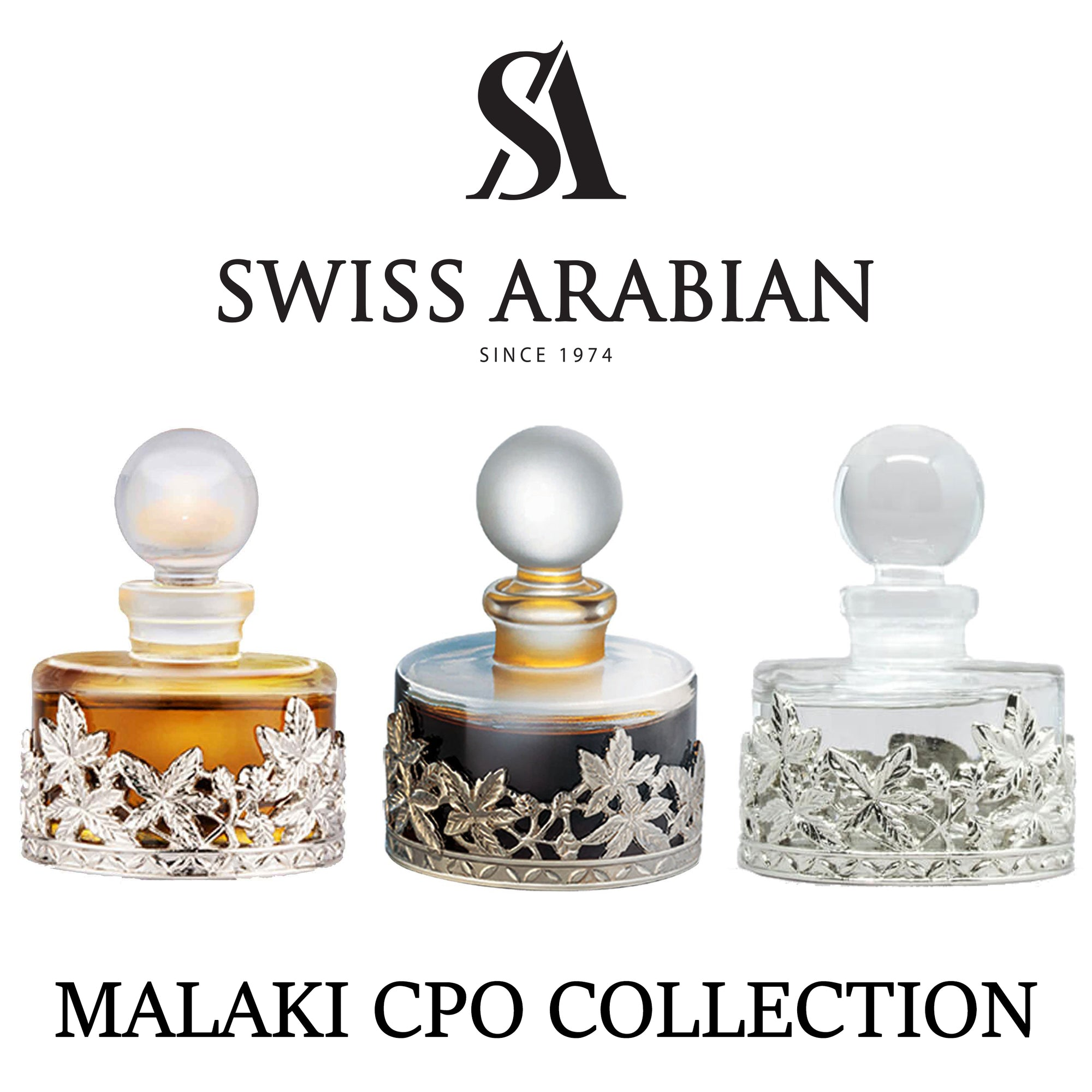 Mukhalat, Musk & Rose Malaki CPO Collection