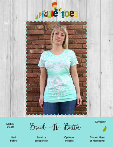 Bread N Butter Tee