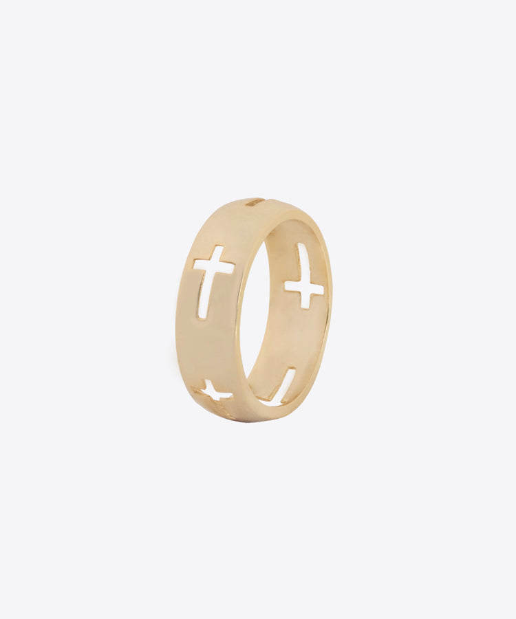 cross cut ring shami official kelly shami