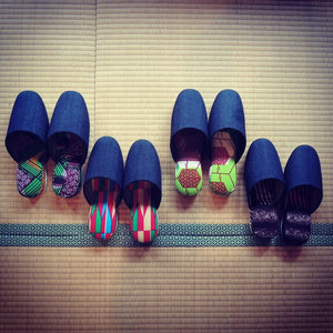 Why does the slipper get so common item in Japan?