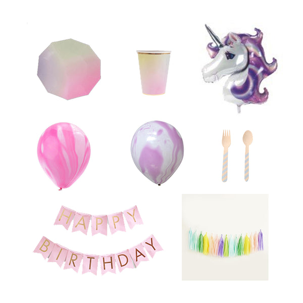 UNICORN BIRTHDAY BUNDLE