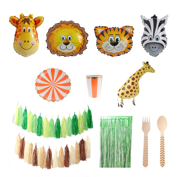 SAFARI PARTY BUNDLE