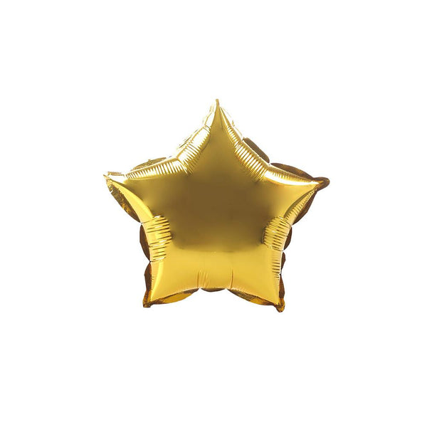 Gold Twinkle Star 18""