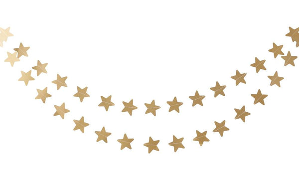 Like A Star Garlands (approx. 3m long)