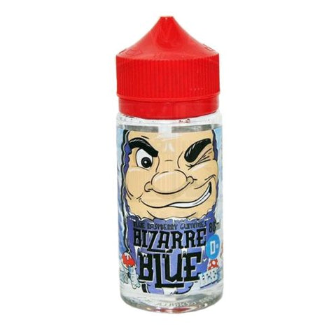 Bizarre Blue Ice Raspberry Gummies by Liquid EFX | UK Ecig Station
