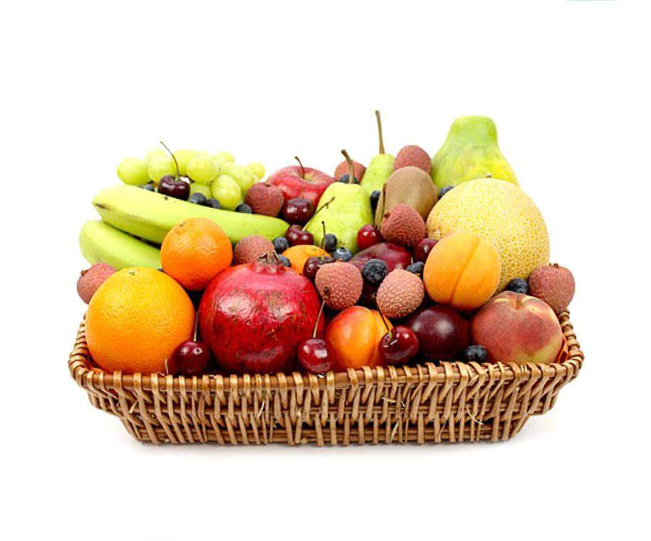 Fruits Hamper Gift Baskets Melbourne