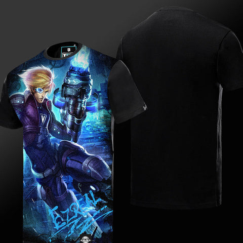 Ezreal League of Legends Tshirt - RespawnWear