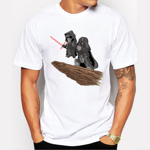 Vader and Kylo Ren T-Shirts Hipster tee - RespawnWear