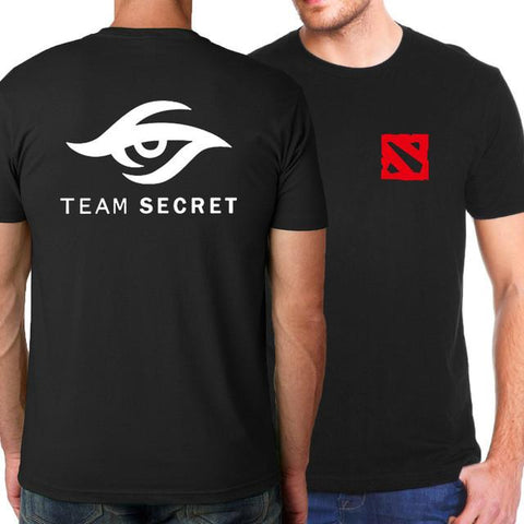 Dota 2 - Team Secret - The International Series T-shirt 2017 - RespawnWear
