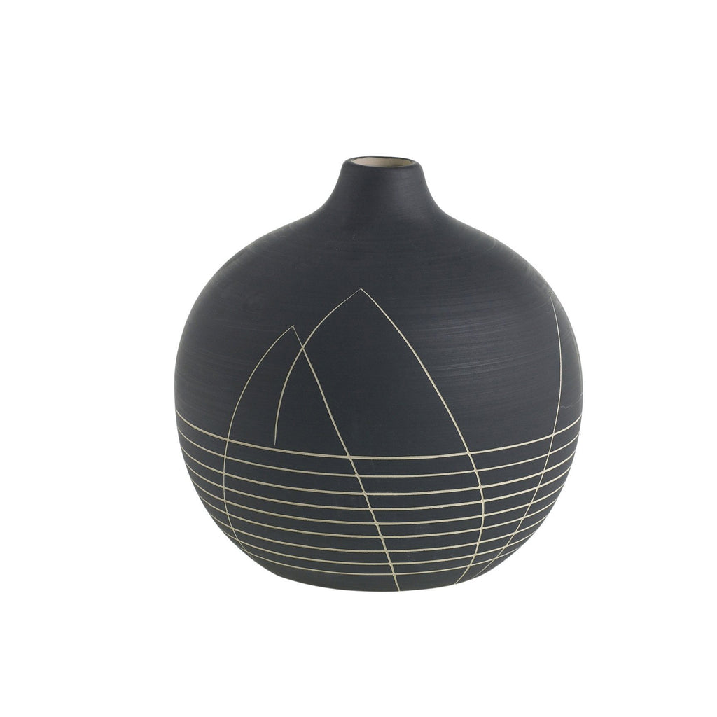 Everleigh Vase - Accessories - Black Rooster Maison