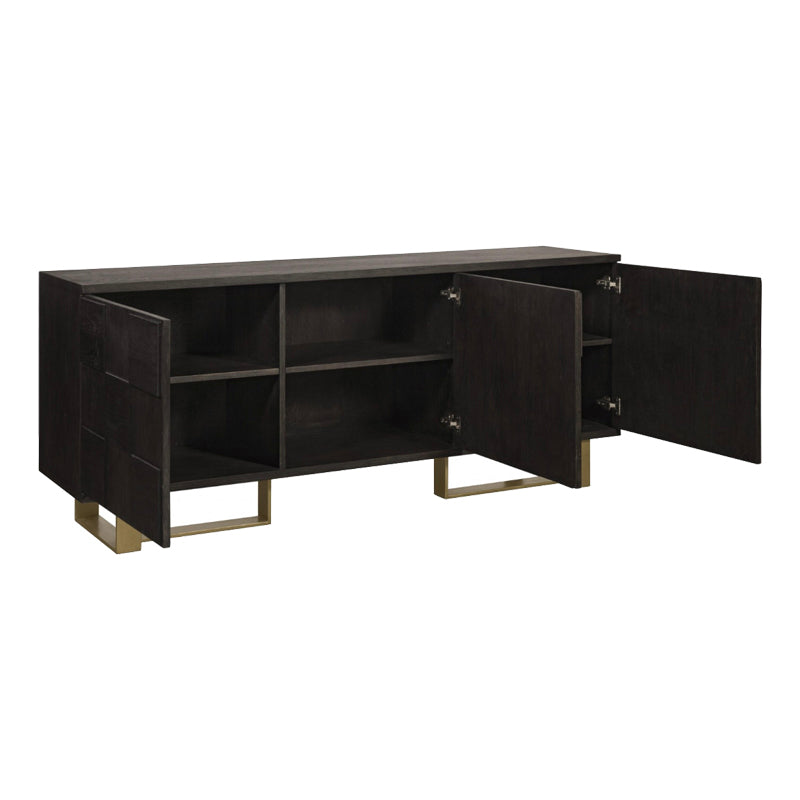 Duffy Console - Furniture - Black Rooster Maison