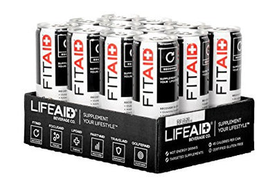 FitAid - 12 Pack - Paled