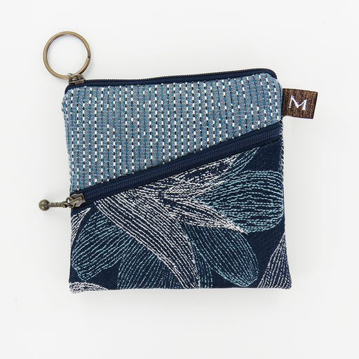 ROO POUCH IN KELP NAVY