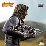 Winter Soldier BDS Art Scale 1/10 - Avengers: Infinity War - Iron Studios
