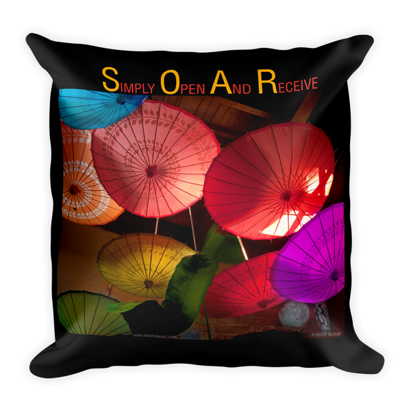S.O.A.R. - Simply Open And Receive...... - Umbrellas - colored