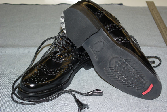 Heavy Marching Brogues