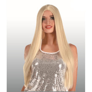 Extra Long Blonde Wig