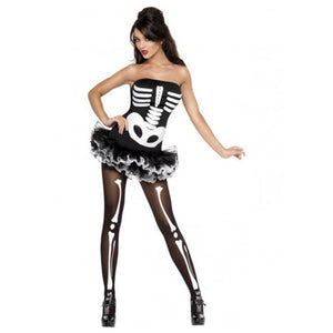 Skeleton Costume Womens