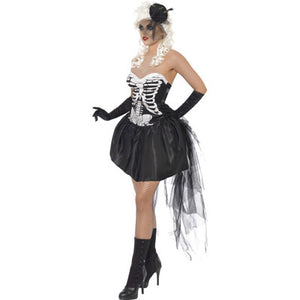 Skelly Von Trap Costume Side