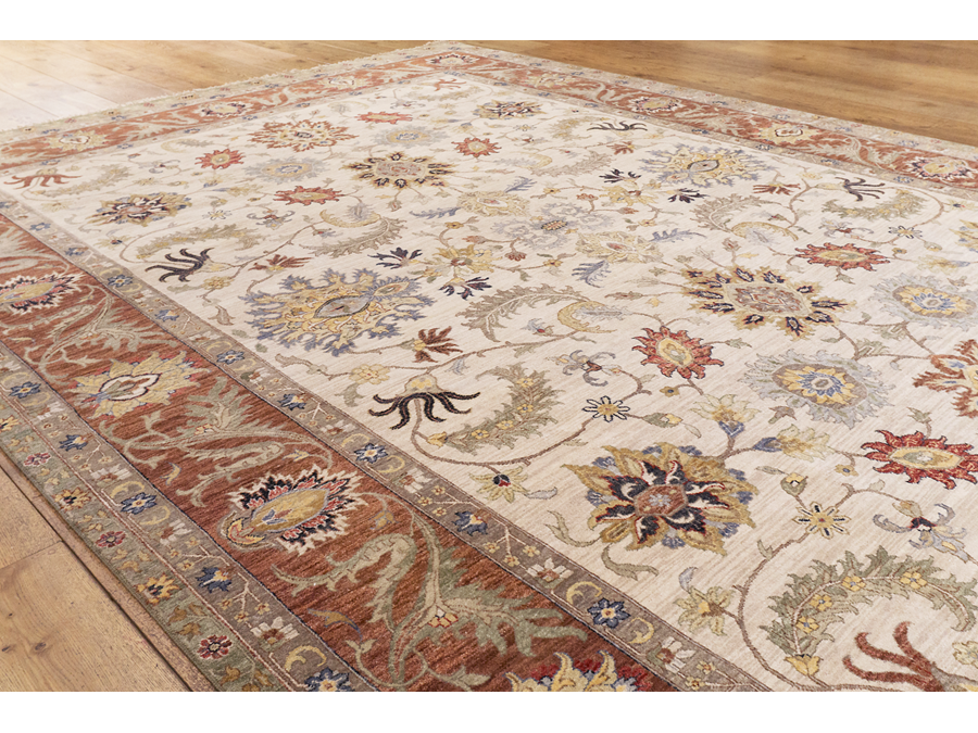 Large Agra Carpet - Rugs of Petworth