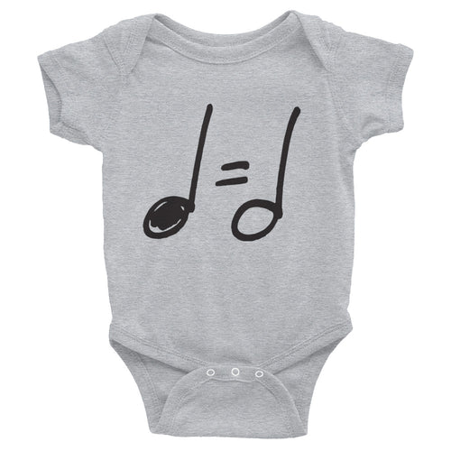 Infant Bodysuit. The power of equality.