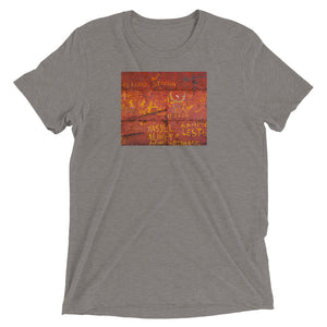 Metal door, Havana. Short sleeve t-shirt