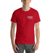 Short-Sleeve Unisex T-Shirt. Kross Island Prompt Care.