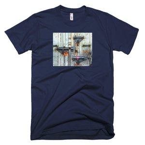 Locks, Havana. Short-Sleeve T-Shirt