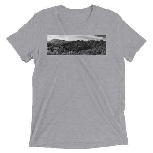 Sierra Cristal. Short sleeve t-shirt