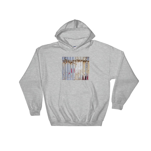 Container, Havana. Hooded Sweatshirt