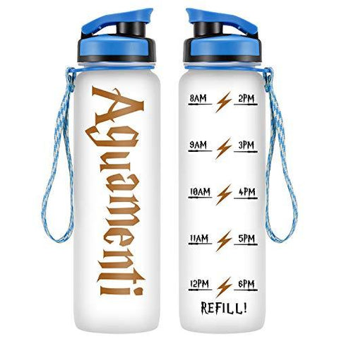 Harry Potter Water Bottle 32oz