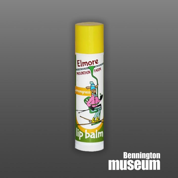 Elmore Mountain Farm: Lip Balm, 'Lemongrass'